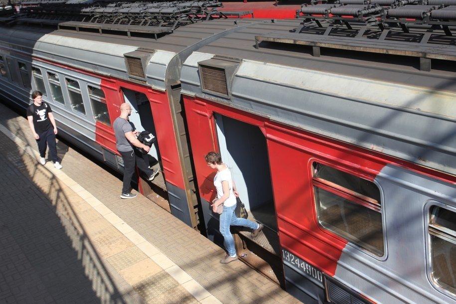 Расписание электричек Курского направления МЖД изменится с 10 сентября по 26 октября 2018 года