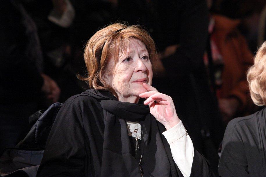 На 75-ом году жизни скончалась актриса театра «Современник» Татьяна Дегтярева