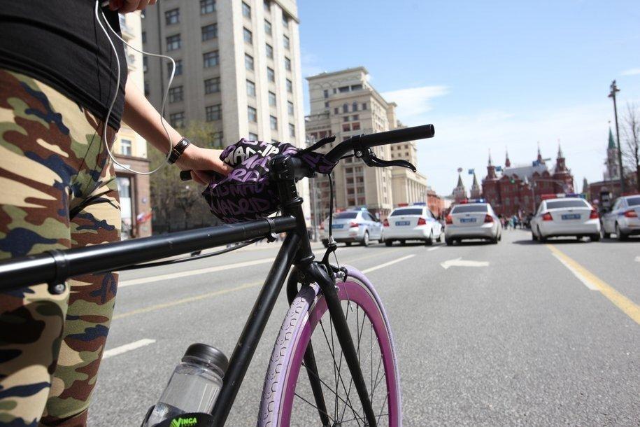 16 сентября в Москве пройдет осенний велопарад