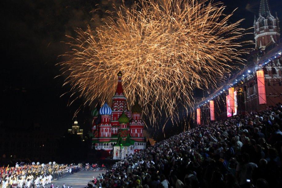В Москве состоялось торжественное открытие фестиваля «Спасская башня»