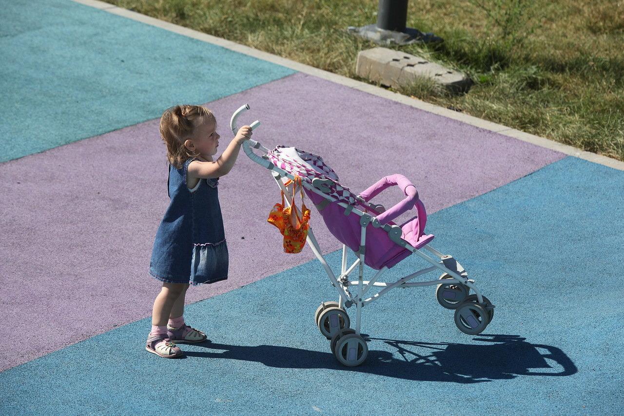 Москва построит на территориях СНТ 400 детских и спортивных площадок