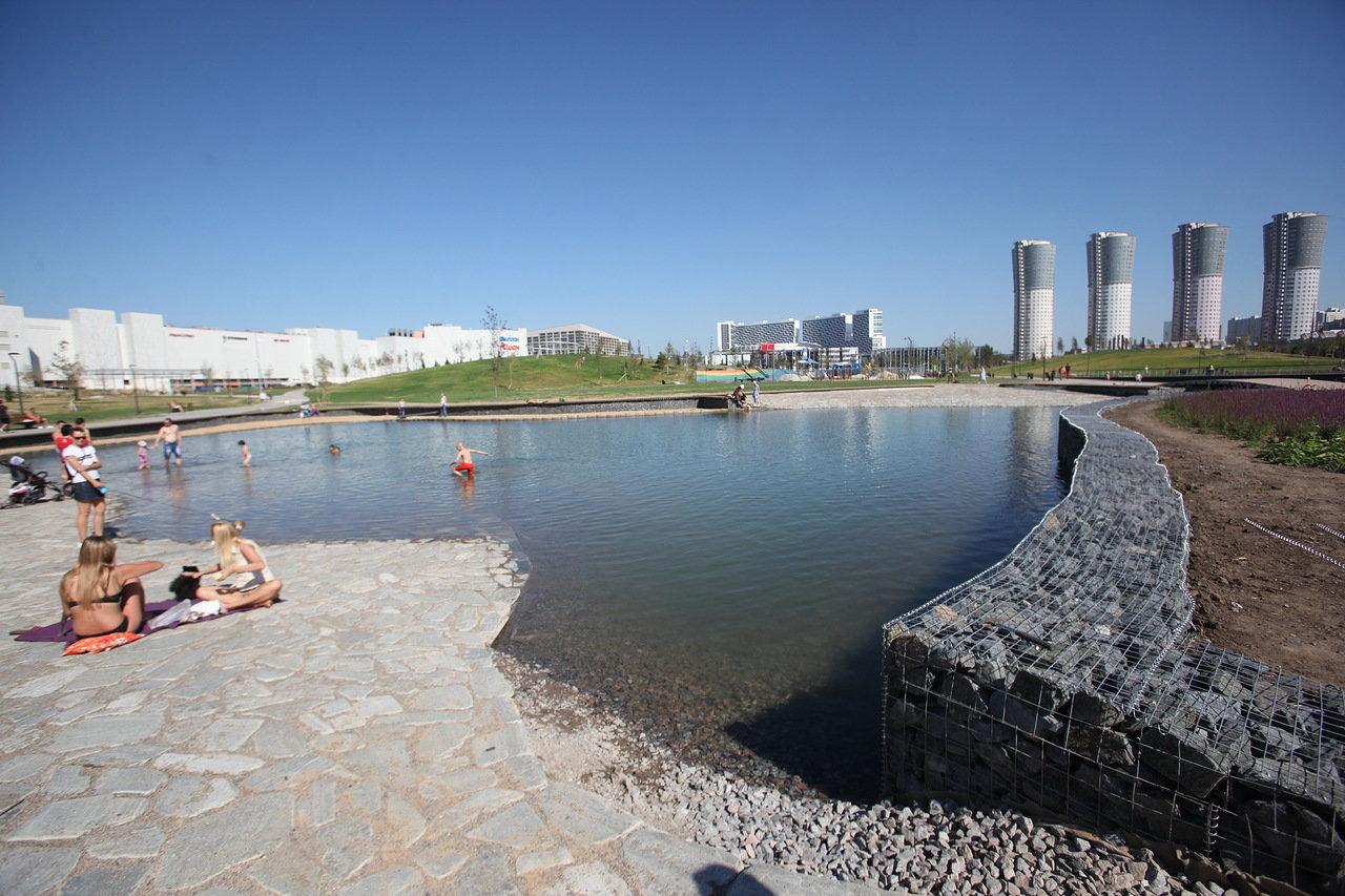 Ходынский парк станет одним из лучших городских парков