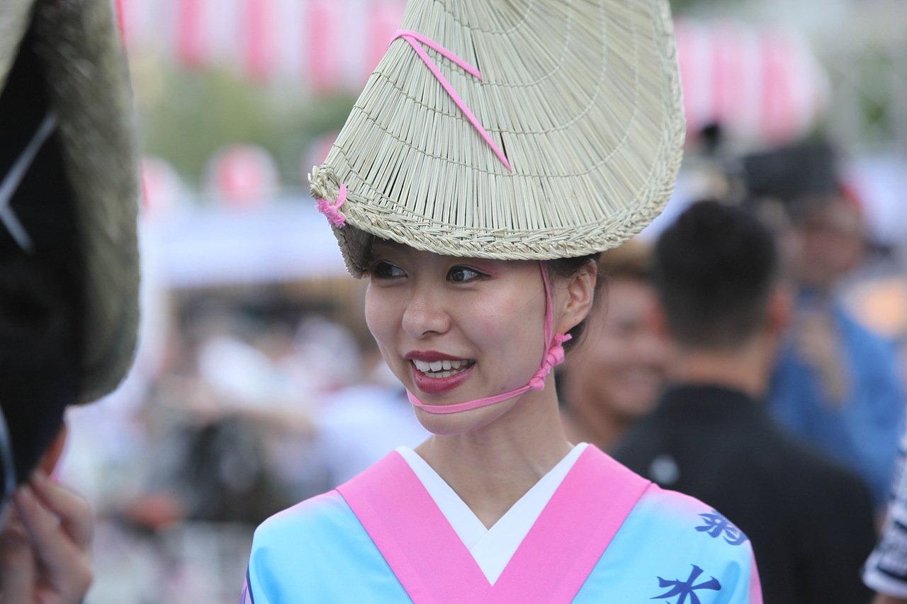 В Парке Горького проходит фестиваль японской культуры