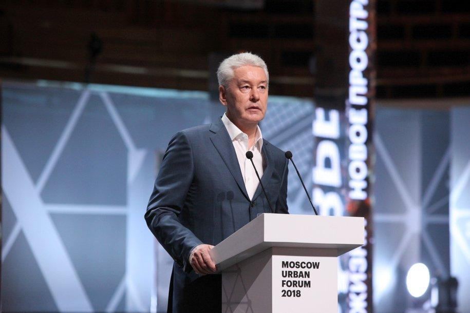 Сергей Собянин пообещал обеспечить максимальную соцзащиту москвичей
