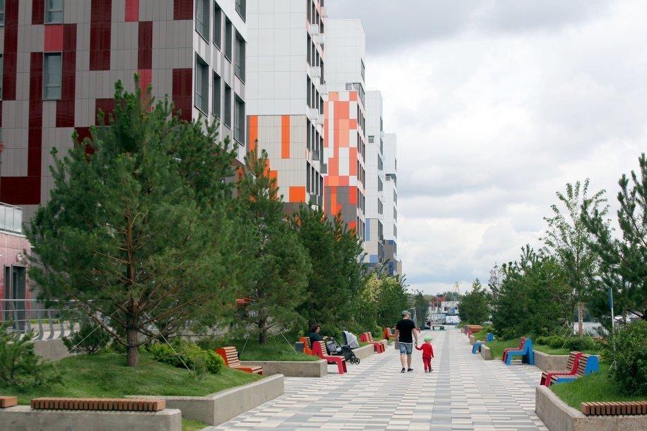 В ТиНАО продолжается строительство крупнейшего в России медицинского центра