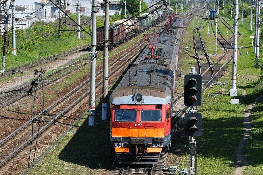 На Курском направлении МЖД частично отменено движение двух электричек