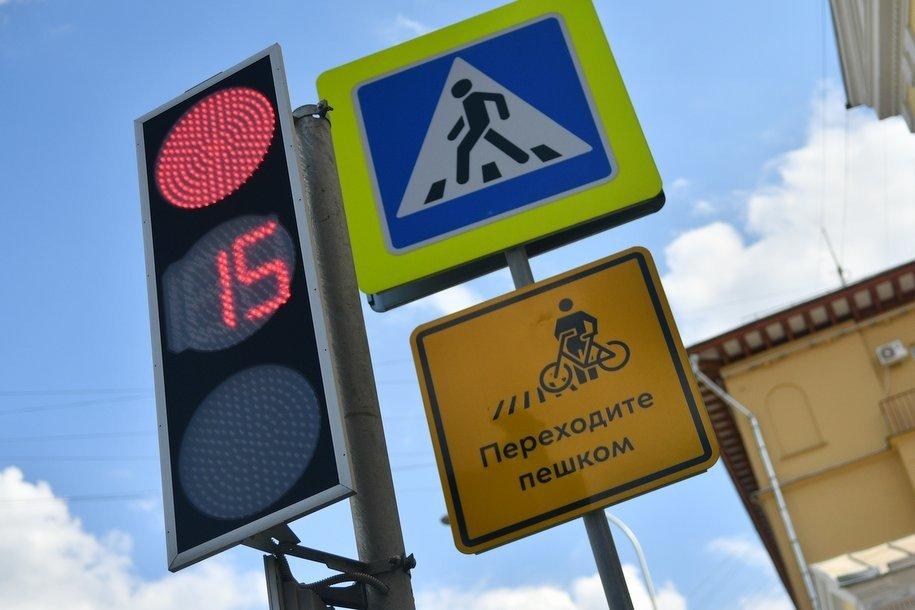 На участке Шебашевского проезда с 28 августа введут одностороннее движение