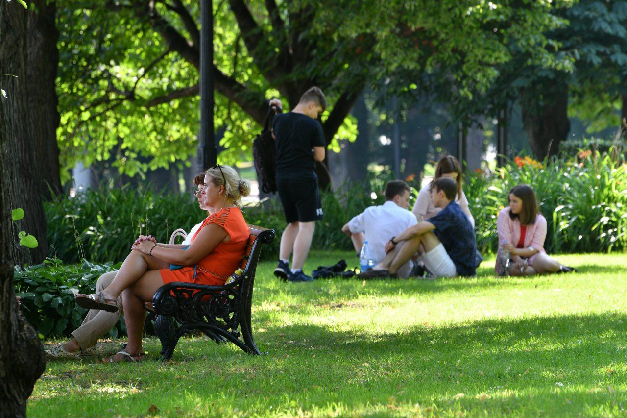 В парке «Красня Пресня» пройдет фестиваль Турции