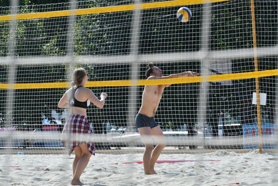 В День города в Москве установят более 3000 игровых спортивных объектов для всей семьи