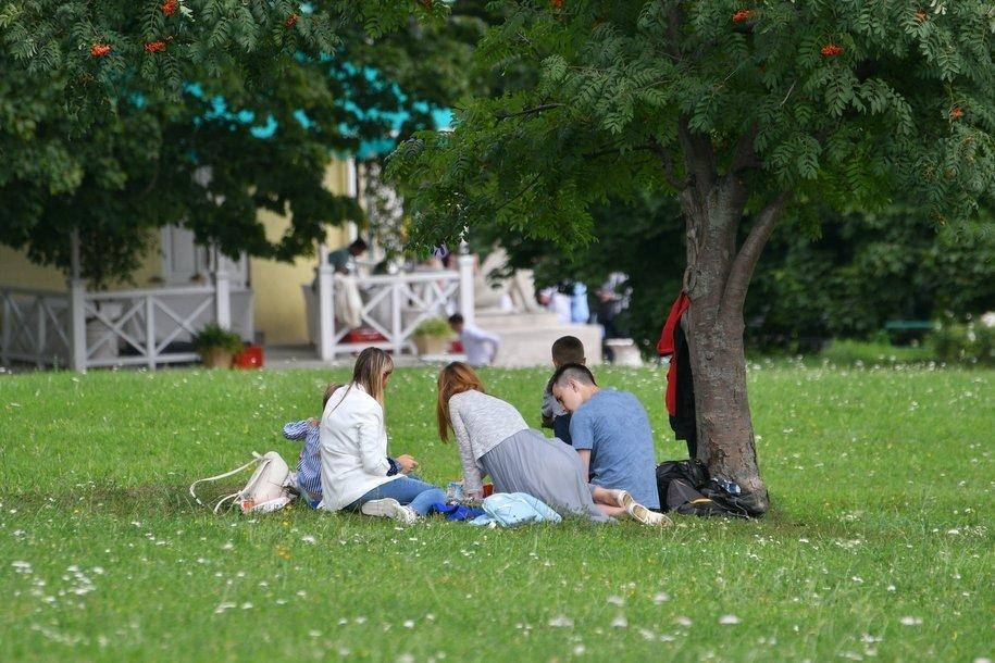На фестивале «Русское поле» в Москве ожидается более 200 тыс. гостей