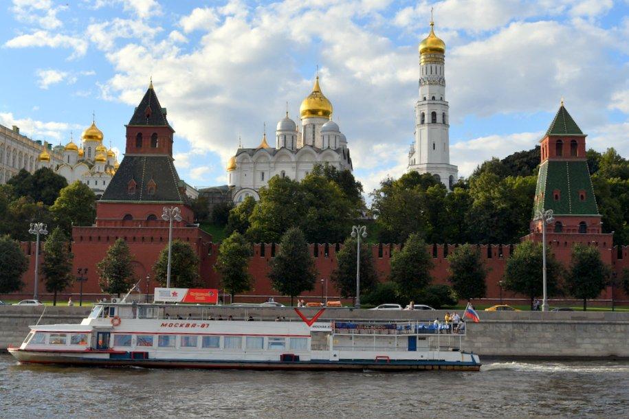 Москва вошла в тройку самых популярных туристических городов России по итогам лета-2018