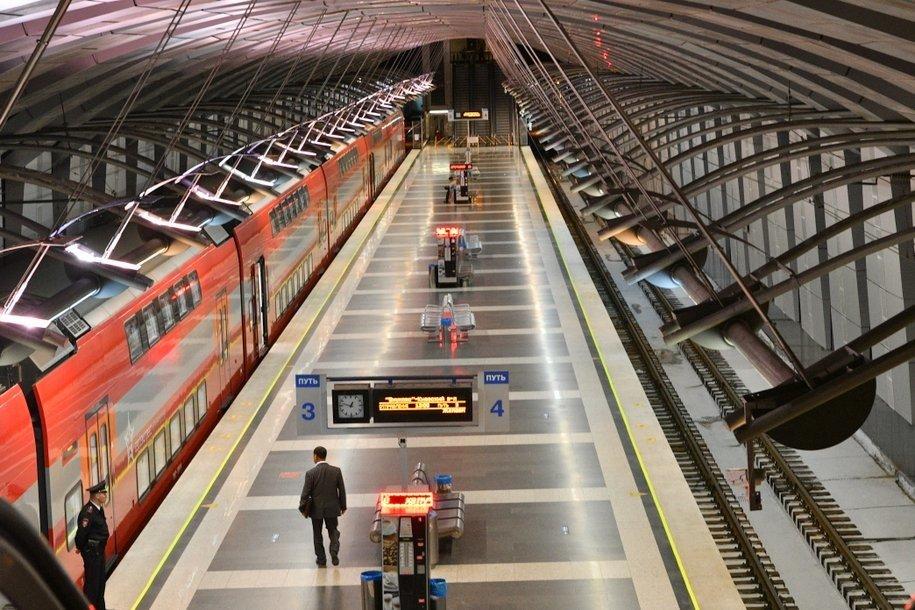 4 августа на Курский вокзал из Воронежа прибудет ретропоезд