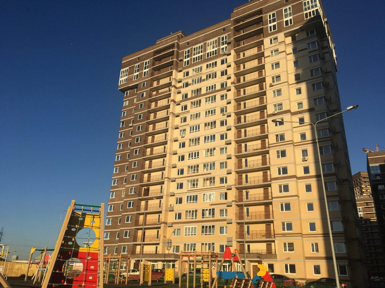 В ТиНАО в июле введено в эксплуатацию более 190 тыс. квадратных метров жилья