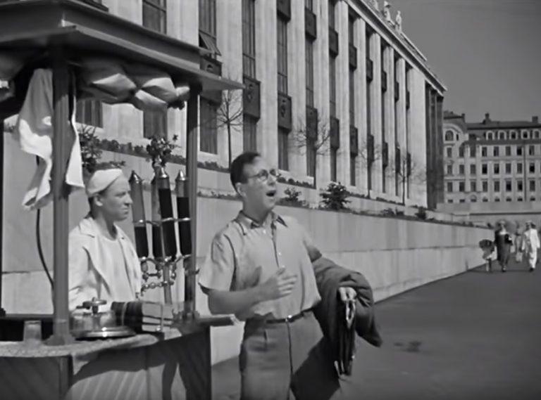 Топ-5 художественных фильмов о любимой Москве