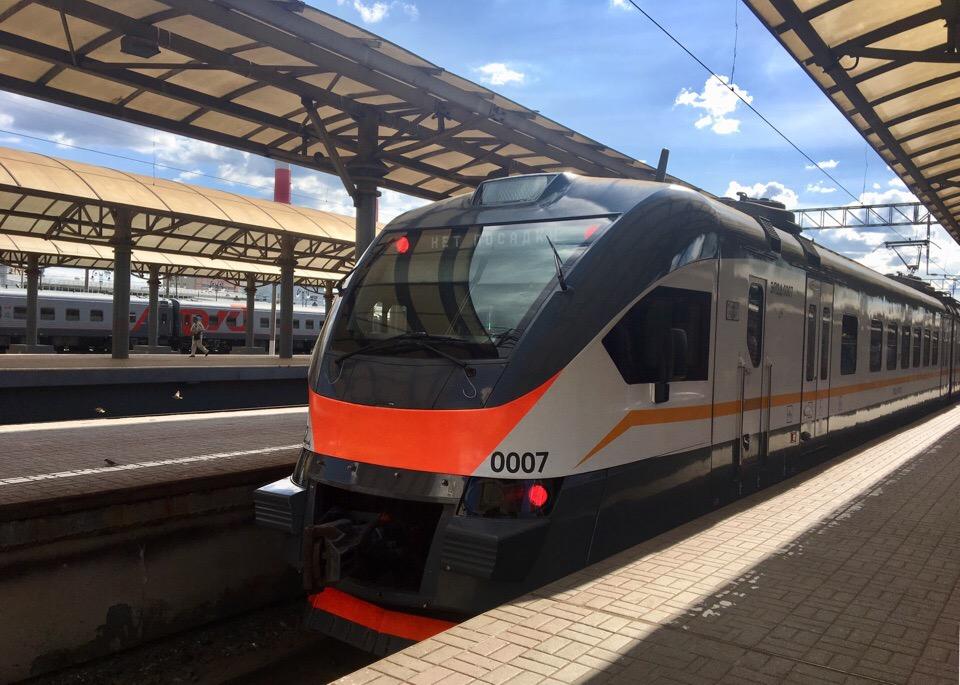 Движение электрички Голицыно — Москва на Белорусском направлении частично отменено