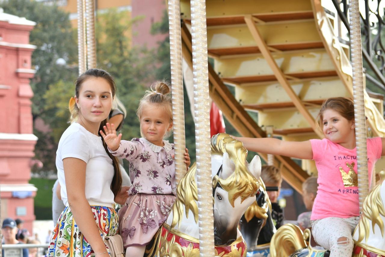 За последние шесть лет в Новой Москве построили более 40 детских садов