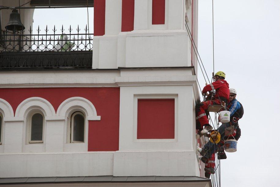 Благоустройство территории Андроникового монастыря начнется в конце сентября