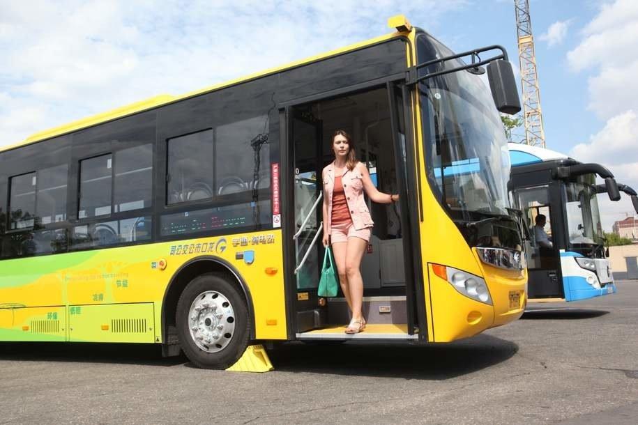К концу 2023 года в столицу выйдет порядка 1,8 тыс электробусов