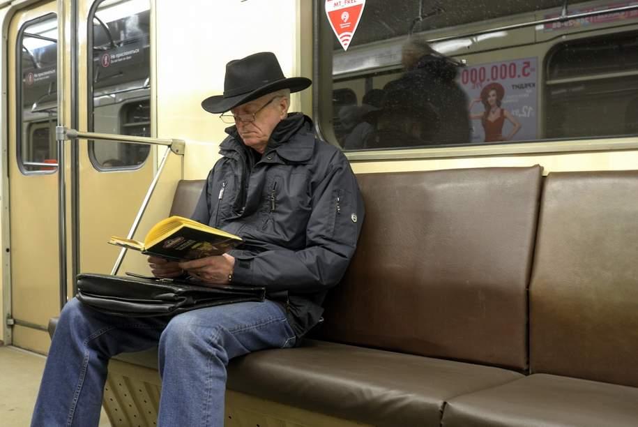 В столичном метро машинисты поездов начали приветствовать пассажиров