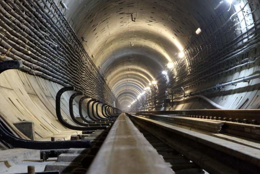 Тоннель между станциями «Мневники» и «Улица Народного Ополчения» планируют построить к осени 2019 года
