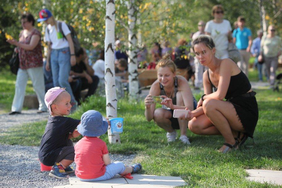 На средства от платных парковок в Алтуфьево отремонтировали детские площадки