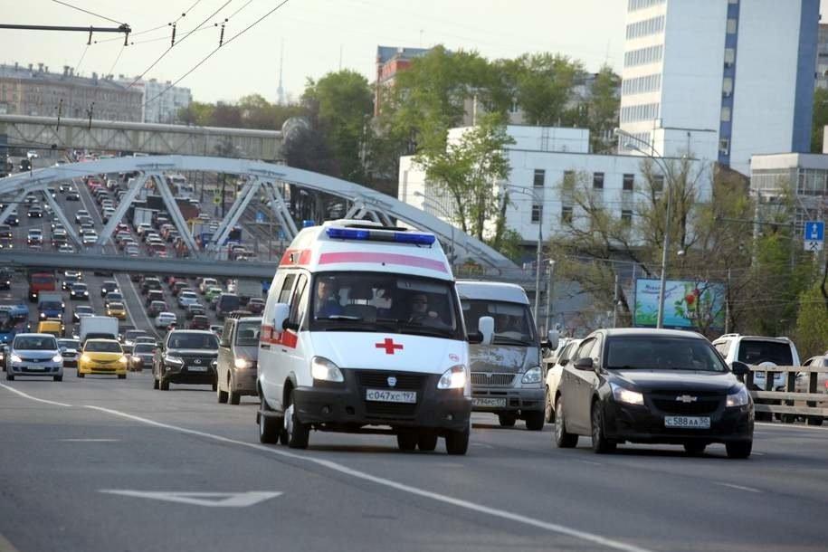 Московская «Скорая помощь» — самая быстрая в Европе