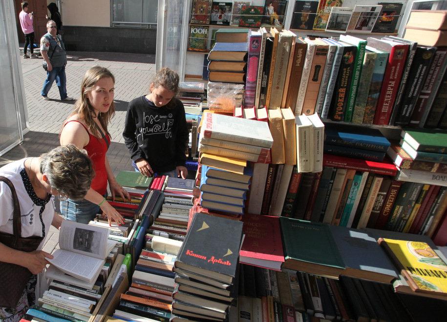 На книжном фестивале «Букинист» 3 октября пройдет встреча с Людмилой Улицкой