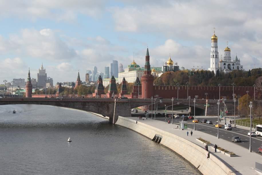 В Москве перекроют ряд набережных в субботу 29 сентября