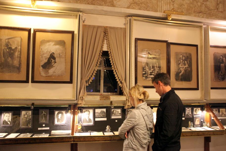 На выставке в музее «Новый Иерусалим» представили около 60 работ Роберта Фалька