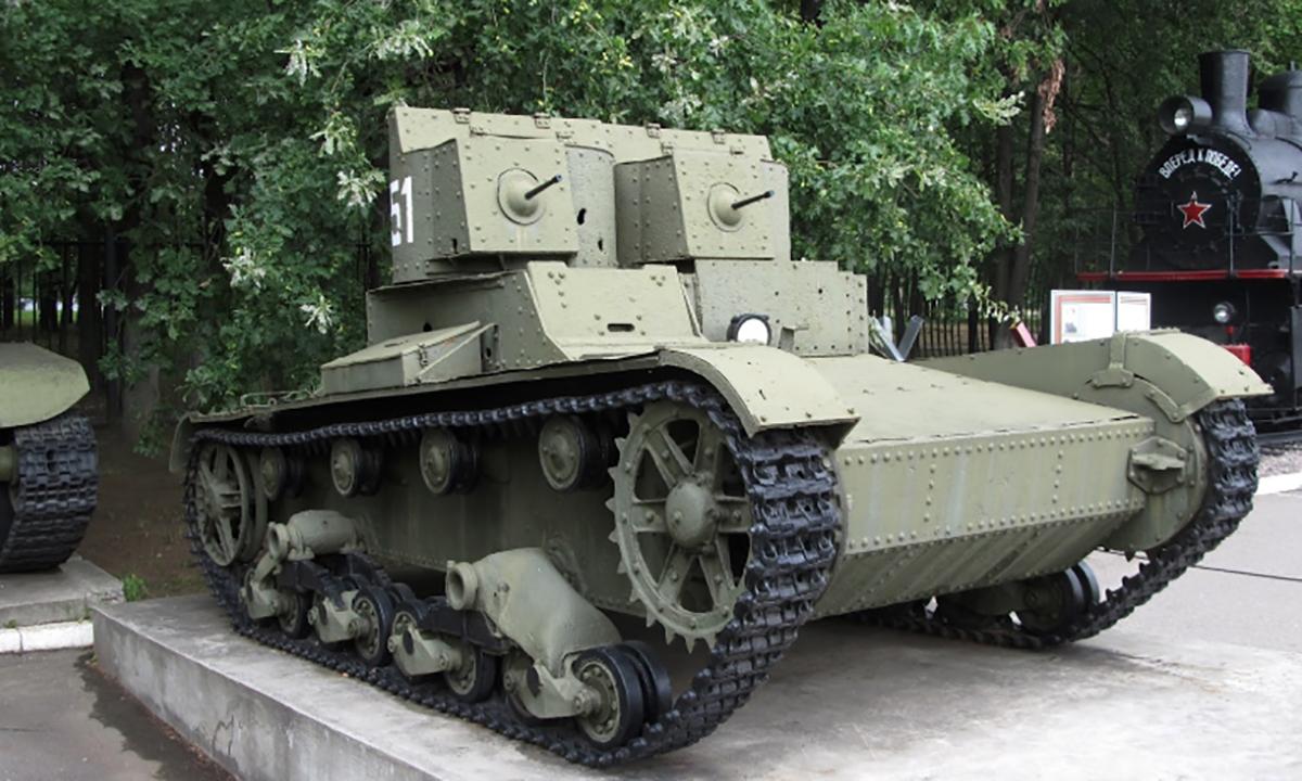Музей Победы отметит День танкиста спецпризами для посетителей