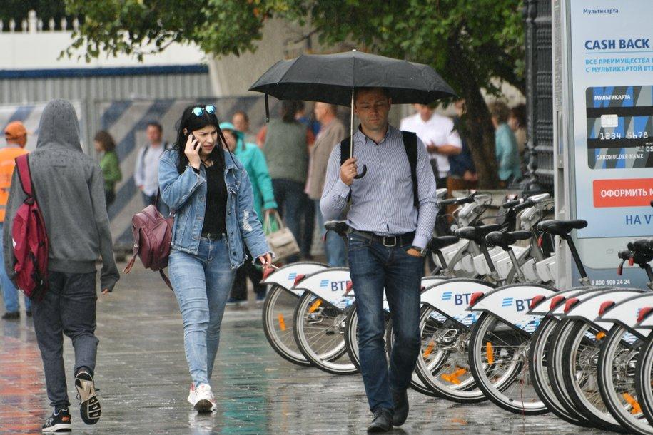 Сегодня в столице ожидается пасмурная погода и до 18 градусов тепла