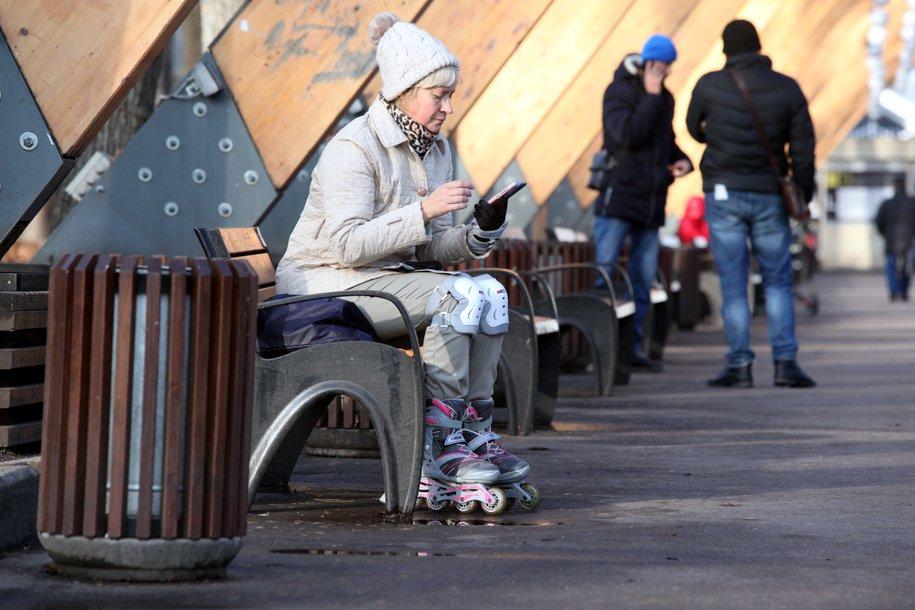 В столичных парках отметят международный день пожилых людей