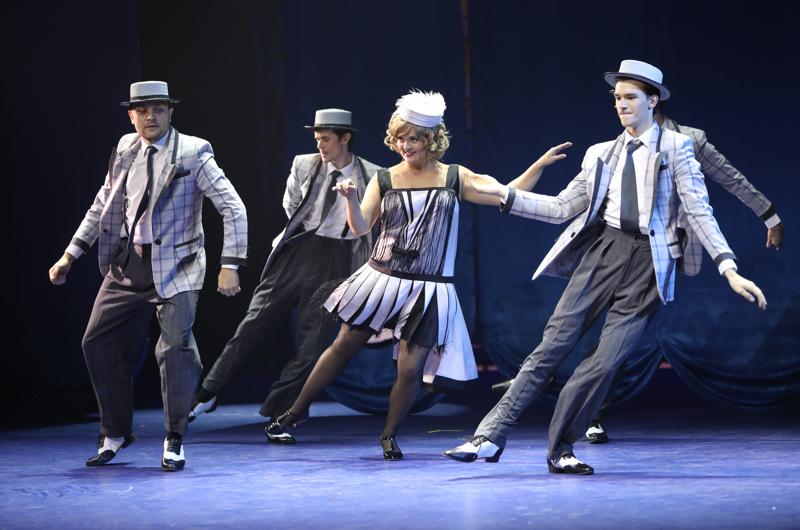 В Театре мюзикла состоялась премьера спектакля «Жизнь прекрасна»