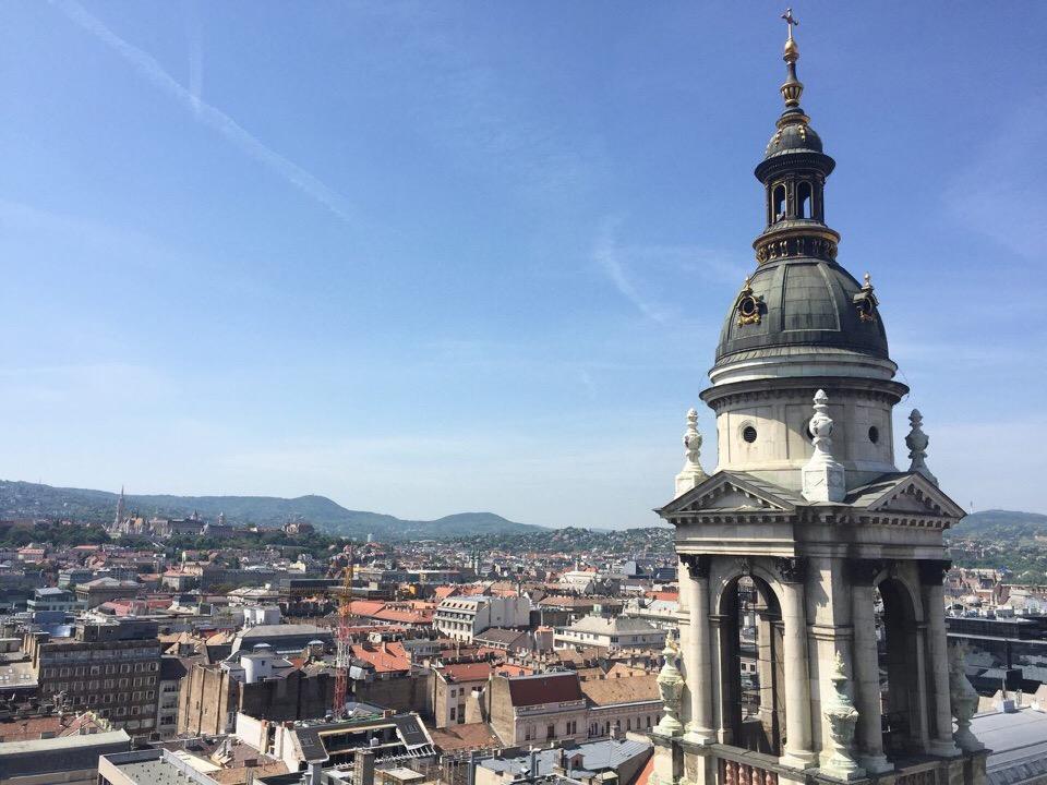 Дни Будапешта пройдут в Москве с 24 по 26 сентября