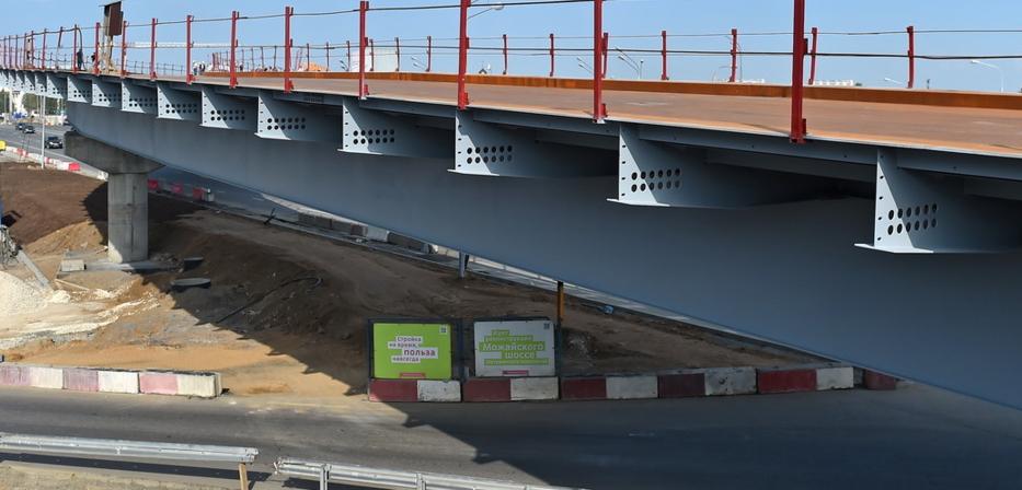 Липецкий путепровод на юге столицы будет обновлен
