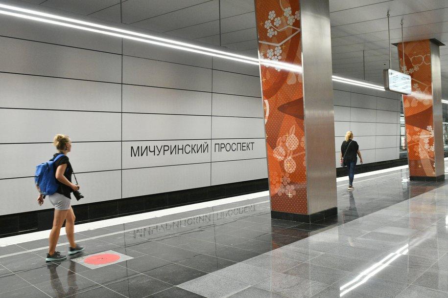 Движение поездов в метро осуществляется в штатном режиме