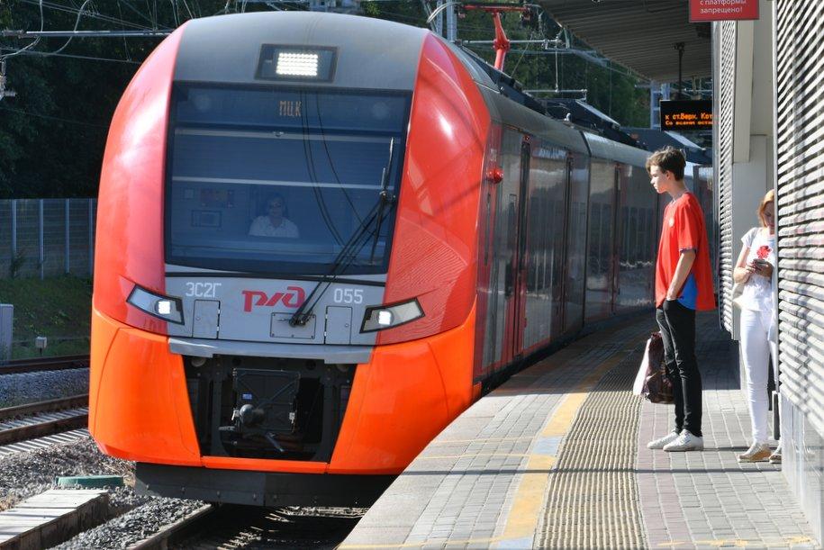МЦК установило новый рекорд по перевозке пассажиров в сутки