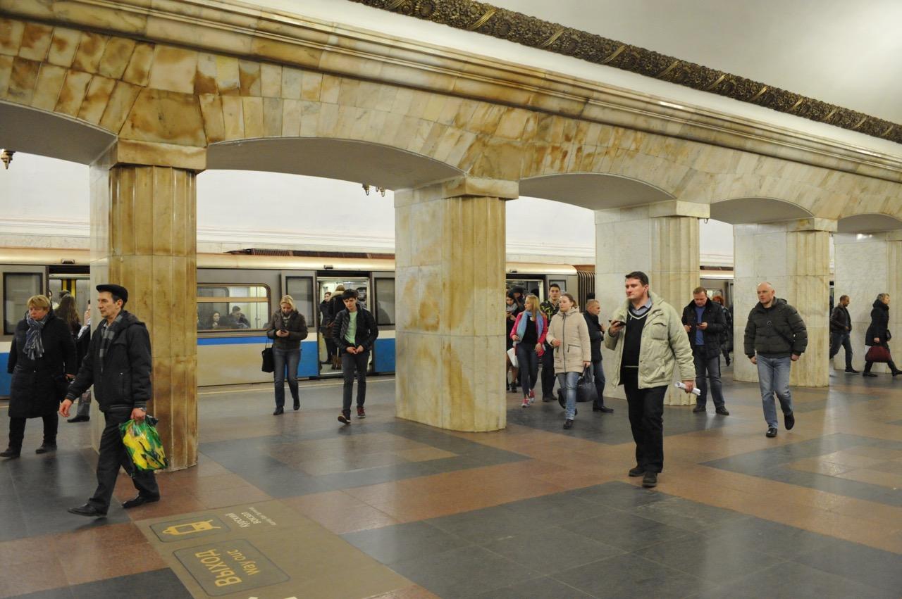С начала года в мосметро провели ремонт на 23 станциях