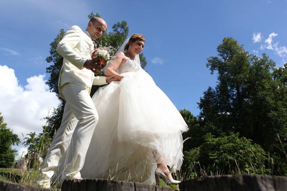 Москва попала в первую пятерку свадебных городов России