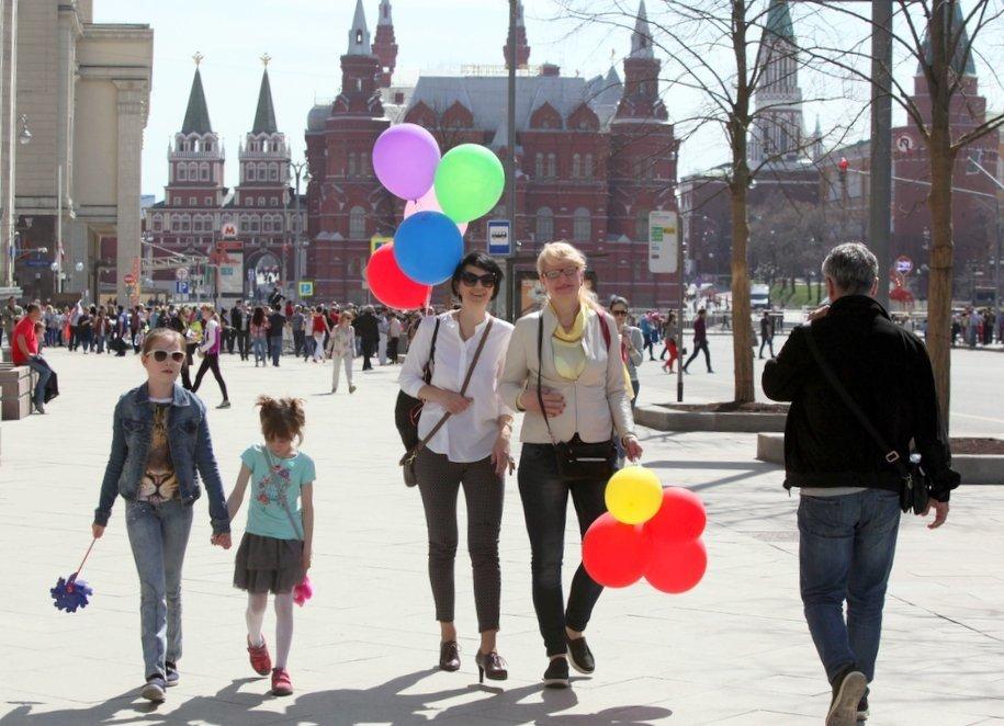 Сергей Собянин пригласил москвичей отпраздновать День Города