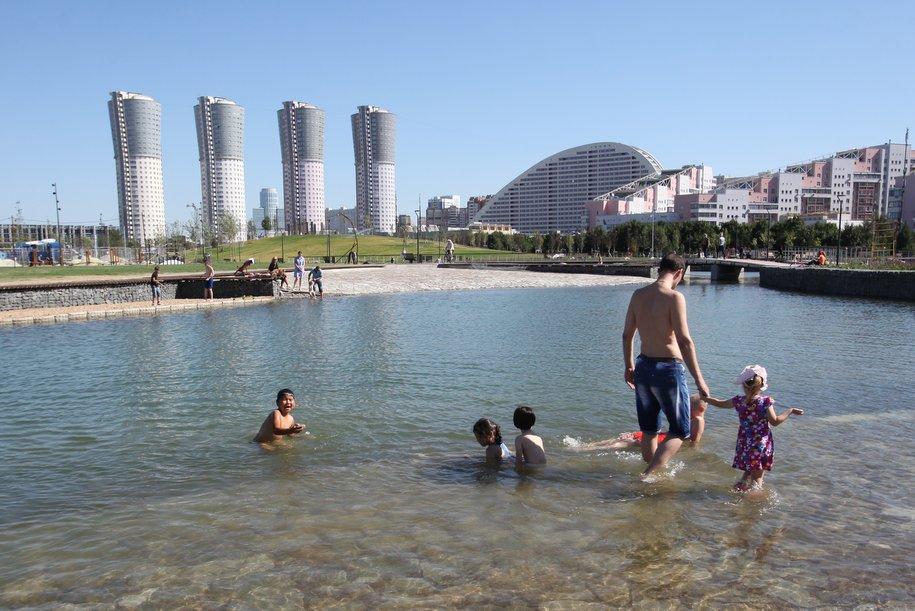 В 2018 году в Москве создано и реконструировано более 100 парков