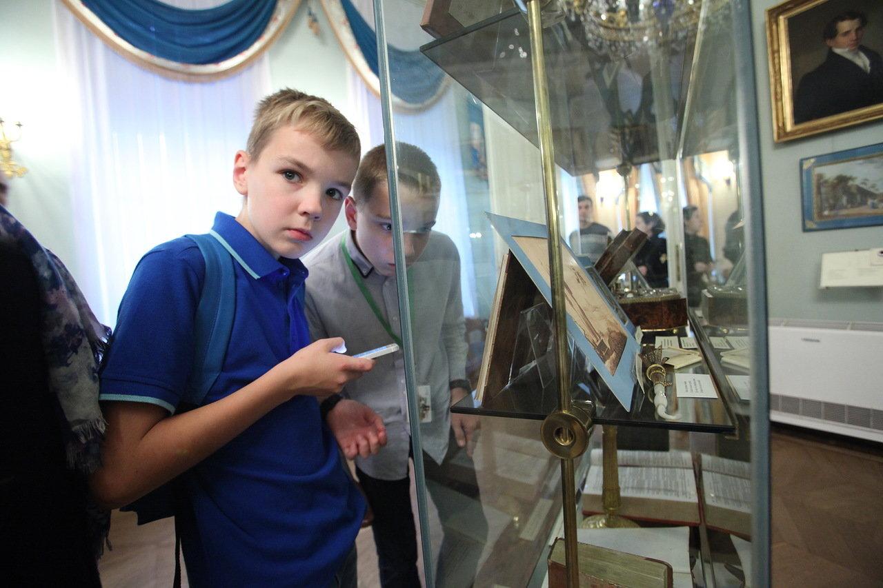 240 тыс. школьников стали участниками программы «Музеи — детям»