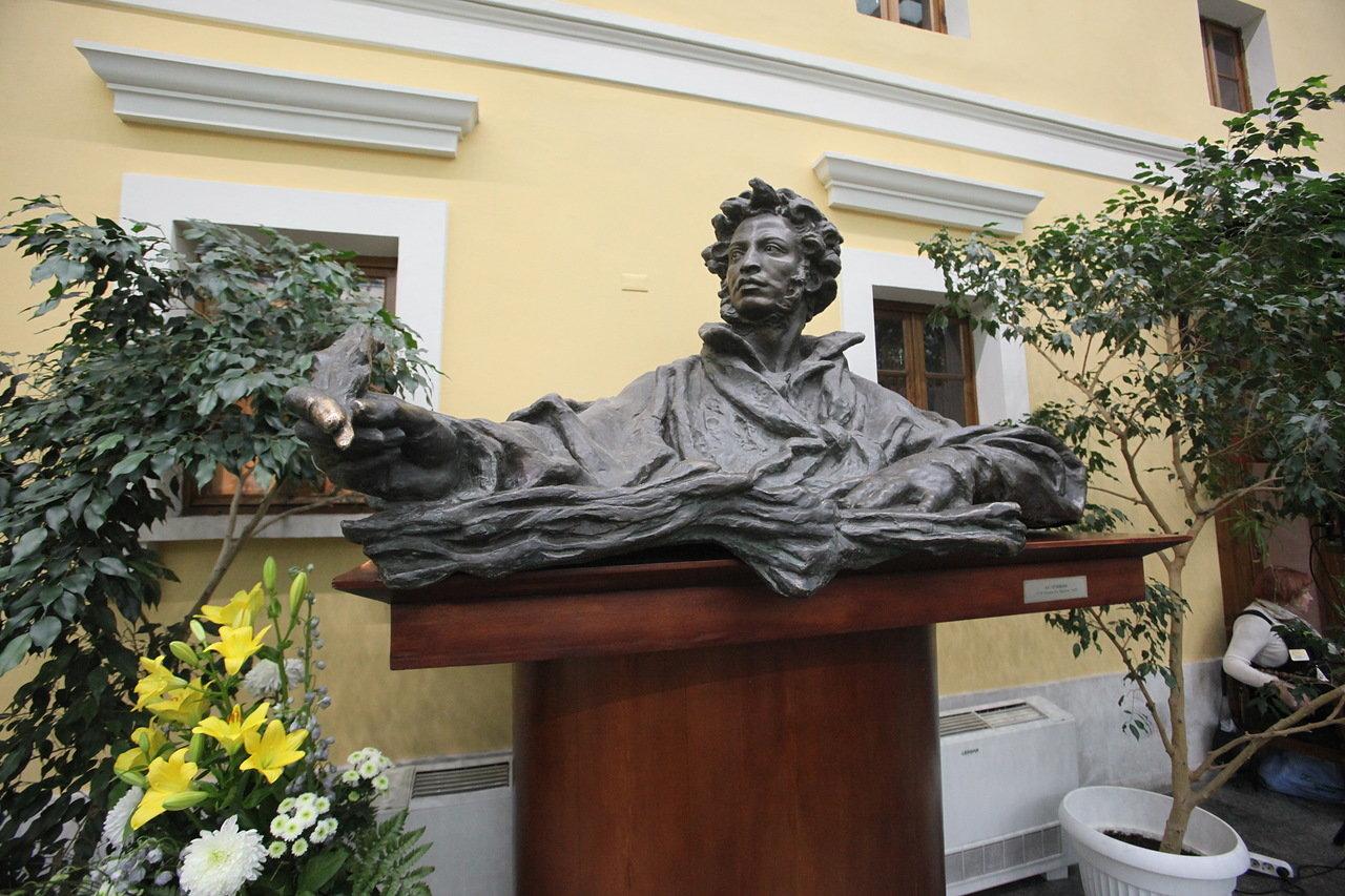 Московский драматический театр имени А.С. Пушкина  будет отреставрирован