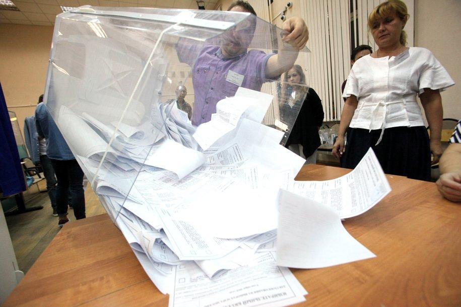 Результат Сергея Собянина на 19% превзошёл итоги выборов 2013 года