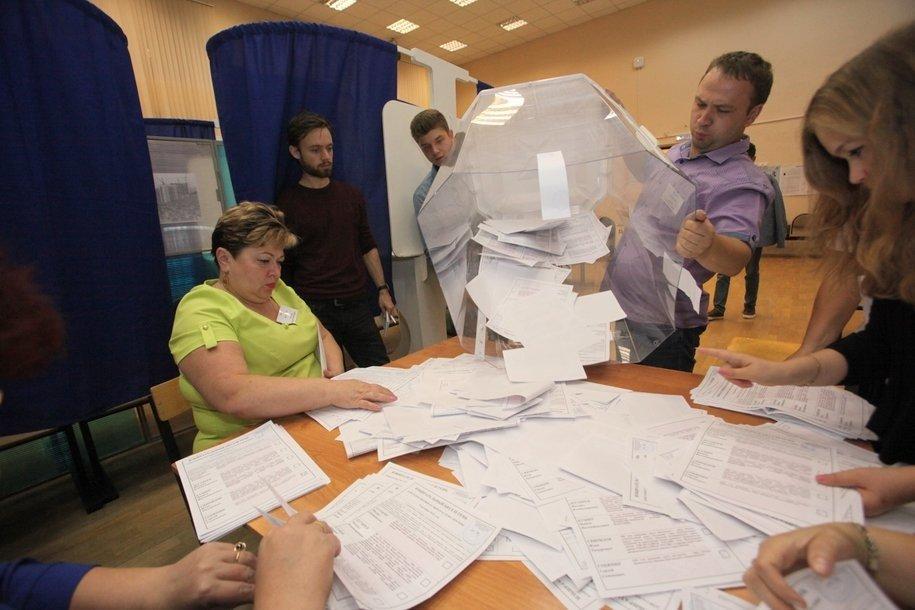 Андрей Воробьев победил на выборах губернатора Московской области