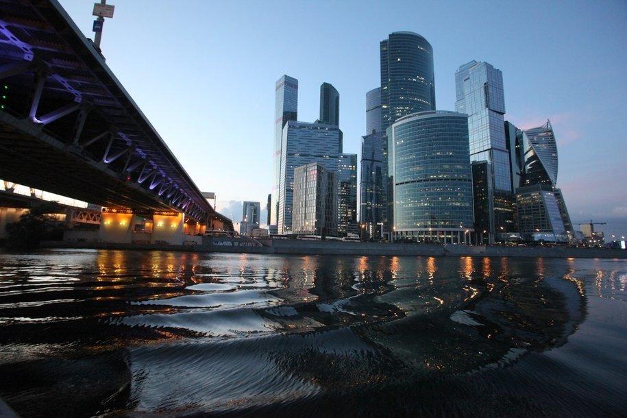 В районе Москва Сити появятся три новых подземных пешеходных перехода