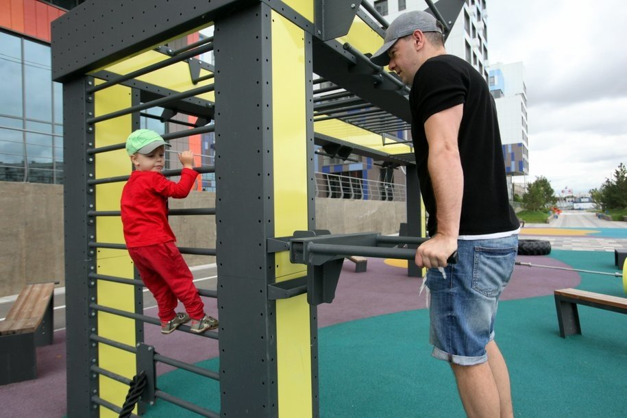 В ТиНАО благоустроено 15 скверов и парков — Сергей Собянин
