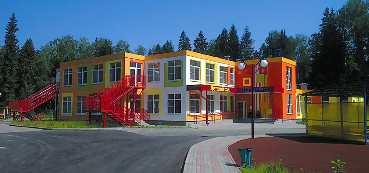 В Басманном районе построят детский сад