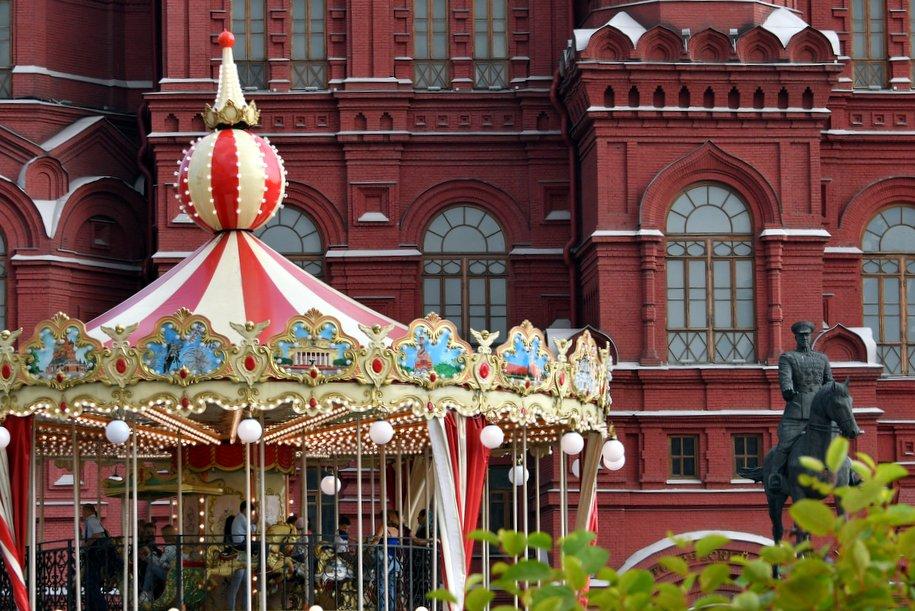 Москва возглавила топ-10 лучших путешествий на осенние выходные