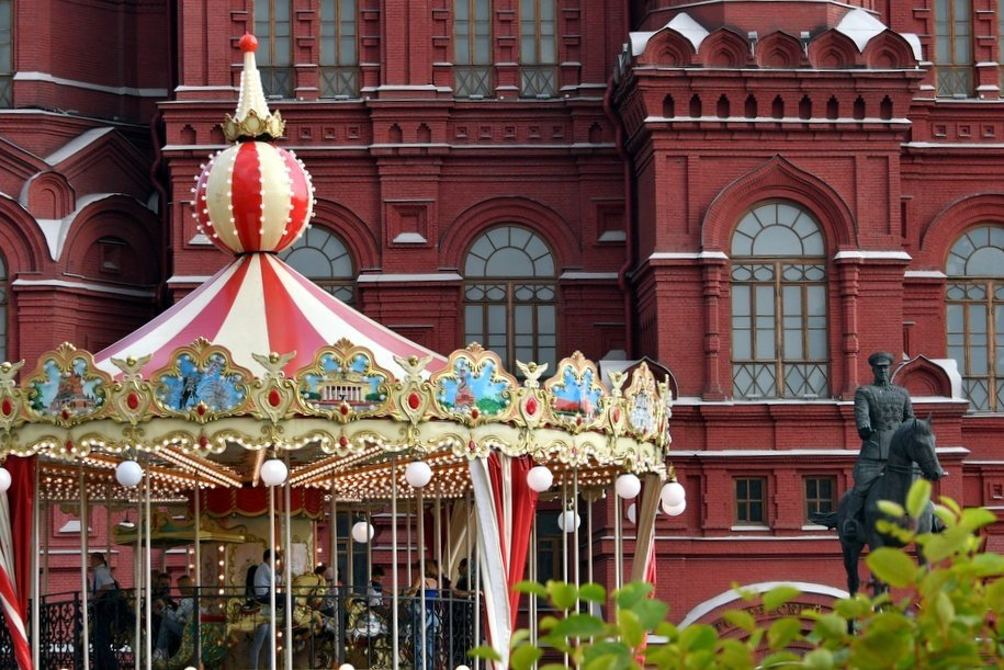Cергей Собянин рассказал москвичам о праздничной программе на День города